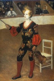 Pierre-Auguste Renoir - The Clown 2