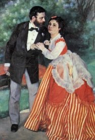 Pierre-Auguste Renoir - The Sisleys