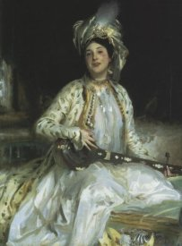 John Singer Sargent - Almina Daughter of Asher Wertheimer