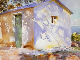 John Singer Sargent - Corfu, Lights and Shadows