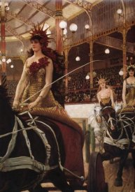 James Tissot - Ladies Of The Cars