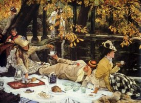 James Tissot - The Picnic