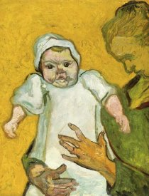 Vincent Van Gogh - Madame Roulin And Baby
