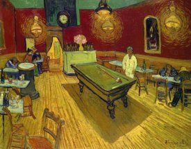 Vincent Van Gogh - The Night Cafe, 1888