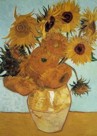 Vincent Van Gogh - Sunflowers 1888 (3)