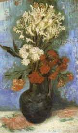 Vincent Van Gogh - Vase Carnations And Other Flowers
