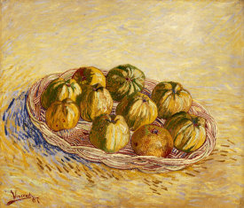 Vincent Van Gogh - Basket Apples 2