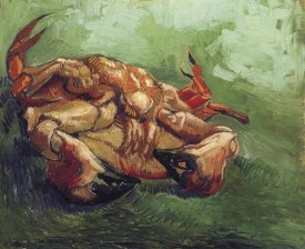 Vincent Van Gogh - Crab On His Back