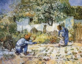 Vincent Van Gogh - First Steps