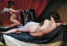 Diego Velazquez - The Toilet Of Venus