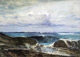 James McNeill Whistler - Blue Wave