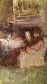 James McNeill Whistler - Miss Ethel Philip