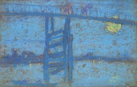 James McNeill Whistler - Nocturne Battersea Bridge 1872