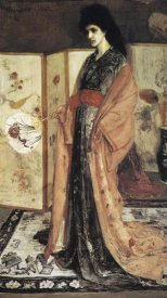 James McNeill Whistler - Princess From Land Porcelain