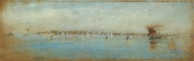 James McNeill Whistler - The Isles Of Venice 1880s