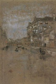 James McNeill Whistler - The Tobacco Warehouse 1879