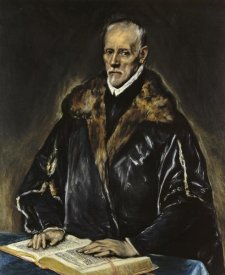 El Greco - A Prelate Probably Francisco De Pisa