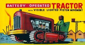 Retrobot - Battery Operated Tractor