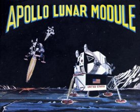 Retrobot - Apollo Lunar Module