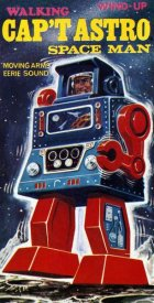 Retrobot - Cap't Astro Space Man