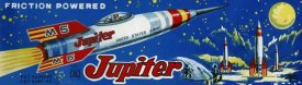 Retrobot - Friction Powered Jupiter M-5