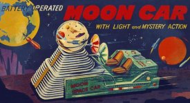 Retrobot - Moon Car
