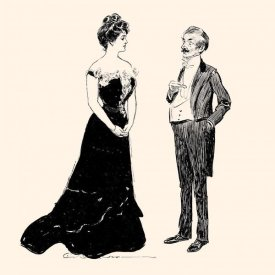Charles Dana Gibson - Yes, Dearest