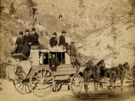 John C.H. Grabill - Deadwood Coach