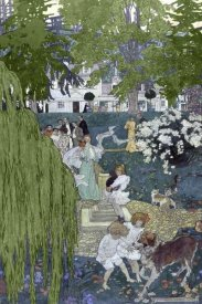 Elizabeth Shippen Green - Life was made for love and cheer