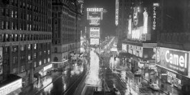 Unknown - Rainy Night in Times Square