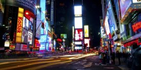 Ludo H - Times Square by night