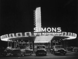 Unknown - Simons Drive-In Restaurant