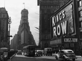 Unknown - View of Times Square