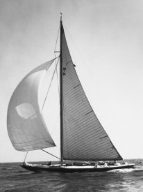 Unknown - Full Front Sail, 1936