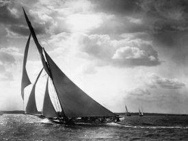 Unknown - Sailing Yacht Mohawk, 1895