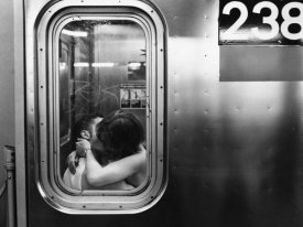 Matthew Alan - Kissing in a Subway Car