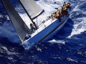 Sharon Green - Racing yacht