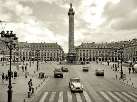 Vadim Ratsenskiy - Place Vendome, Paris