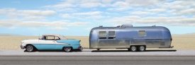 Mark Hamilton - Classic Car with Mobile Home