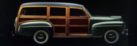 Peter Harholdt - 1947 Ford Woody Wagon