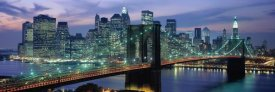 Richard Berenholtz - Brooklyn Bridge and Skyline