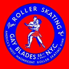 Retrorollers - Gay Blades Roller Skating NYC