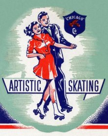 Retrorollers - Artistic Skating Duo
