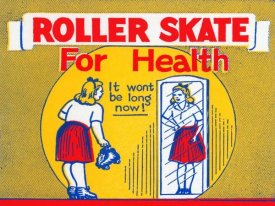 Retrorollers - Roller Skate for Health