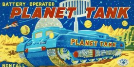 Retrotrans - Planet Tank