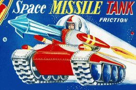 Retrotrans - Space Missile Tank