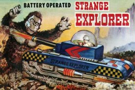 Retrotrans - Strange Explorer