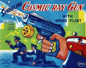 Retrogun - Cosmic Ray Gun