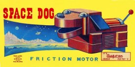 Retrobot - Space Dog
