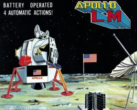 Retrorocket - Apollo L-M